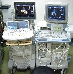 心臓超音波検査 頚動脈超音波検査 下肢上肢血管超音波検査