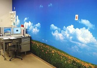 高気圧酸素治療室
