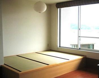 3F病棟・個室B 畳スペース