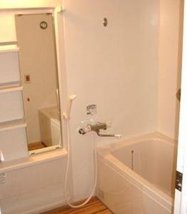 4F~8F病棟・個室A 浴室