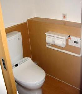 4F~8F病棟・個室A トイレ