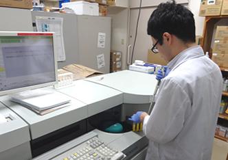 薬物血中濃度測定・解析
