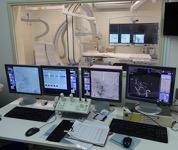 血管造影室 操作卓