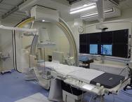 血管造影室 全景